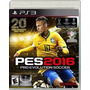 Ps3 - Pes 2016 Pro Evolution Soccer - Físico - En Stock Ya!!