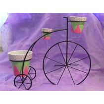 Bicicleta Portamacetas- Diseños Y Hierros En General