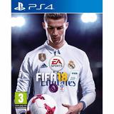 Fifa 18 Ps4 Digital  Español Latino - Método Para Ser 1°