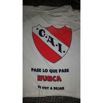 Remera Club Atlético Independiente Varios Modelos