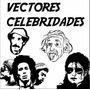 Paquete Vectores Siluetas Celebridades! Para Vinilo Plotter