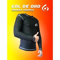 Remera Termica Gol De Oro Hydrowick® - Pack X 3 Unidades