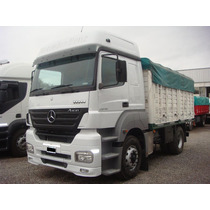 Mercedes Benz Axor 2040 Impecable, Anticipo + Financiacion