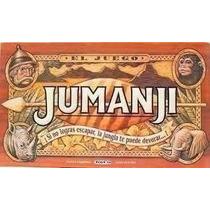 Jumanji El Juego Que Te Persigue !