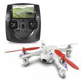 Drone Mini Camara Hd Vivo Hubsan X4 H107d Control Pantalla