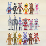 Five Nights At Freddy Muñeco Figura De 10cm Pack Individual