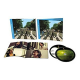 Beatles Abbey Road 50th Anniversary Deluxe 2 Cd Nuevo 2019