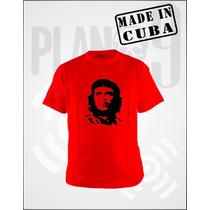 Remeras Estampadas Cuba Che Guevara Fidel Ussr Rusia