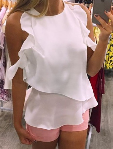Blusas para mujer Limonni LI126 Casuales