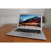 Macbook Air 13 Mid 2011 Core I5 1,7gz -4gb Ram- Ssd 256gb !!