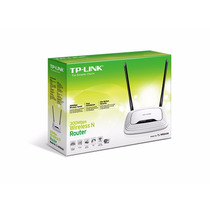 Router Wifi Tp Link Tl-wr841n 300 Mbps Wireless 2 Antenas