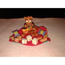 Adorno Torta En Porcelana Scooby Doo