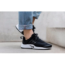 Zapatillas Nike Mujer Air Presto Originales Talle 38