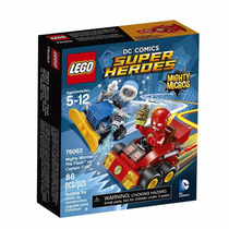 Lego Super Heroes 76063 Mighty Micros The Flash Captain Cold