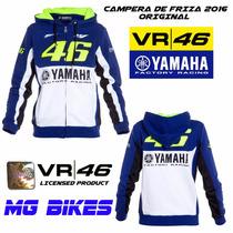 Campera Friza Original Oficial Valentino Rossi Vr46 Mg Bikes