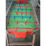 Alquiler De Metegol Tejo Juegos Ping Pong Sapo Jenga Caba