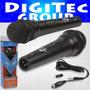 Microfono Karaoke Profesional Para Pc, Parlante Noga Ng-h300