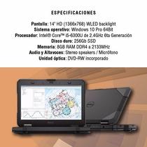 Niotebook Dell Latitude Rugged 14 5414 I5-6300u 4gb 500gb