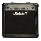 Amplificador Marshall Mg Series Mg15cf 15w Transistor Negro