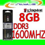 Kingston 8gb 1600mhz Pc3-12800 240pin Kth9600c/8g Hp Compaq