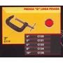 Prensa G Linea Pesada 3 Pulg Black Jack C119#