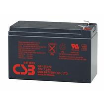 Batería Csb 12v 7ah - Gp1272f2 (12v 28w) - Cs3 Eaton Apc Ups
