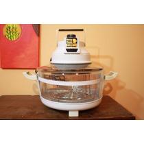 Horno Electrico Easy Cook-domec-sin Uso*envios Caba Gratis*