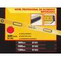 Nivel Profesional Aluminio Reforzado 600mm Black Jack D180 #
