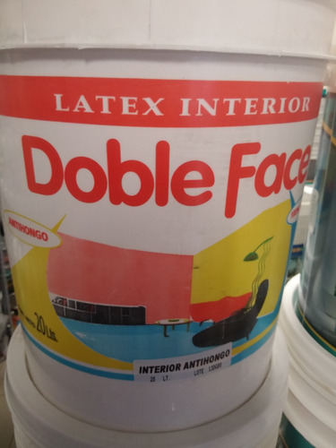 Pintura latex interior antihongos 20 lts oferta gema - Oferta pintura interior ...