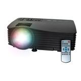 Proyector Mini Uc36 150 Lumens Portatil Led Hd Hdmi Usb