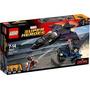 Lego Marvel 76047 Black Panther Pursuit