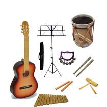 Combo Set Maestra Escuela Profesor Maestro De Clases Musica
