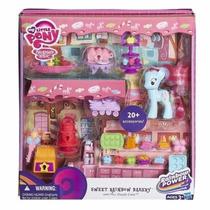 My Little Pony Pastelería Café Sweet Rainbow Bakery Hasbro