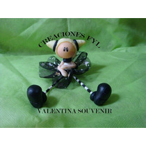 10 Souvenirs Hadas Patas Largas Valentina