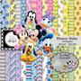 Kit Imprimible Disney Baby 20 Fondos 20 Clipart *promo*