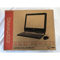 Compaq 18 - All In One - Pantalla 18.5  Amd E1-1200 4gb W10