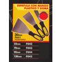 Espatula Con Mango Plástico Y Goma 70mm Black Jack F043#