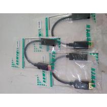 Cable Adaptador Display Port Macho A Hdmi Hembra