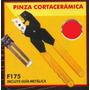 Pinza Cortacerámica Black Jack F175 #