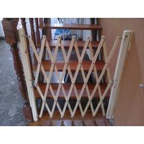 Puerta bebe escalera puertas de seguridad para beb s al - Puertas escaleras bebes ...