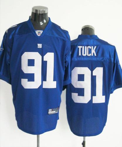 05dad40e10b5b Camiseta Nfl Reebok New York Giants Tuck Bordada Originl Xxl