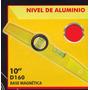 Nivel De Aluminio 10 Black Jack D160#