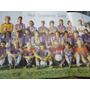Poster . Revista Super Futbol . Boca San Lorenzo Tapia