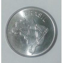 Moneda 10 Cruzeiros 1980