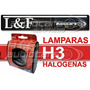 Lampara Lyf H3 12v 55w Kit Homologada Simil Xenon Blue Coat