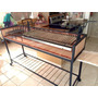 Parrilla Extra Grande 2 Metros Full!!!<br><strong class='ch-price reputation-tooltip-price'>$ 4.490<sup>00</sup></strong>