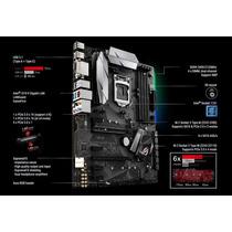 Motherboard Asus Rog Strix H270f Gaming