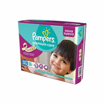 Hiperpack Pampers Premium Care Xxg