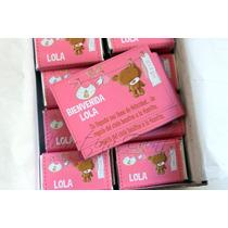 Souvenirs 20 Imanes+ 40 Chocolates+ Caja Personalizada