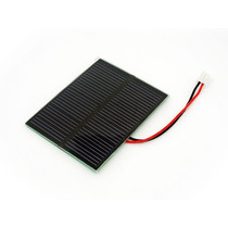 Panel Solar 5.5 V 100 Ma 0.5 W 70 X 55 Mm Arduino Robotica